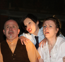 Bild: Mörderspiele - TheaterRuine St. Pauli