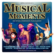 Bild: Musical Moments - Musicalshow