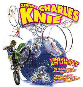Bild: Zirkus Charles Knie - Landau - Wetten, dass... wir Sie begeistern?