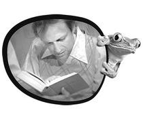 Bild: Das Buch von allen Dingen - Theater Pfütze