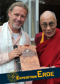 Expedition Erde: Meine Reise zum Dalai Lama