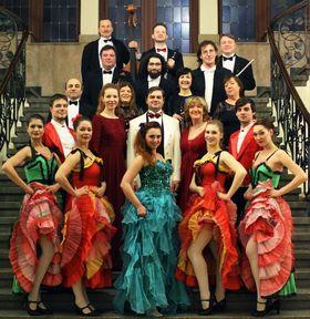 Mitglieder des Gala Sinfonie Orchester Prag präsentieren: Zauber der Operette - Eine WIENER Operetten Revue