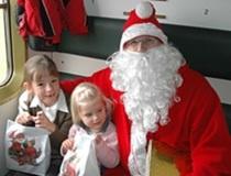 Bild: Nikolausdampfzug
