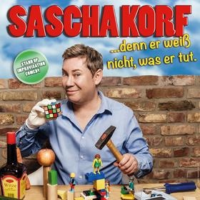 Sascha Korf - Aus der Hüfte, fertig, los!