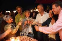 Bild: Nacht der Verführung - die Wein-Nacht auf dem Rochusberg *Weinprobe*