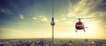 Bild: Helikopterrundflug