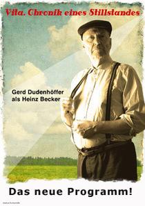 Bild: Gerd Dudenhöffer als Heinz Becker - Vita. Chronik eines Stillstandes