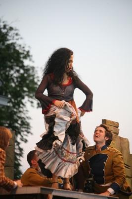 Bild: Carmen - Oper von Georges Bizet - Open Air