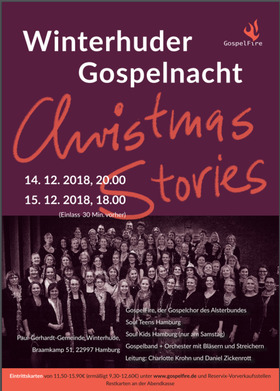 "Bild: Winterhuder Gospelnacht - ""Christmas Stories"""