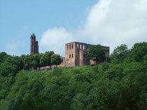 Bild: Klosterruine Limburg - von Mönchen, Kaisern und der Adventszeit