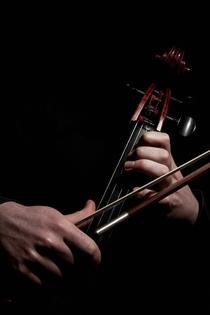 Bild: Dunkelkonzert - mit dem Lights Out Trio