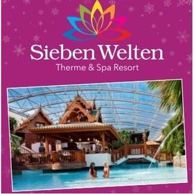 Bild: Sieben Welten Therme - Weihnachts-Vorteilskarte