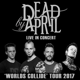 Bild: DEAD BY APRIL - Worlds Collide Tour 2017 + support: Siamese