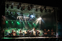 "Bild: Musikspektakel ""Philharmonic Rock"""