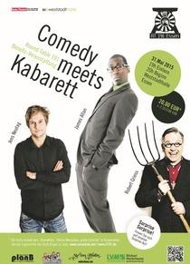 Comedy meets Kabarett - mit Jens Neutag, Robert Griess, James Allan & Suprise-Act