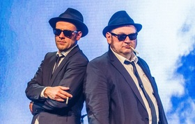 Bild: The Blues Brothers