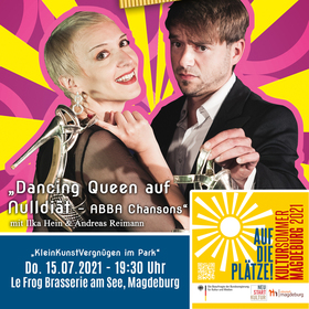 Bild: Dancing Queen auf Nulldiät - ein Abba-Chanson Abend