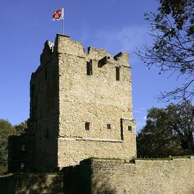 Bild: Burgen und Herrenhäuser - Essen