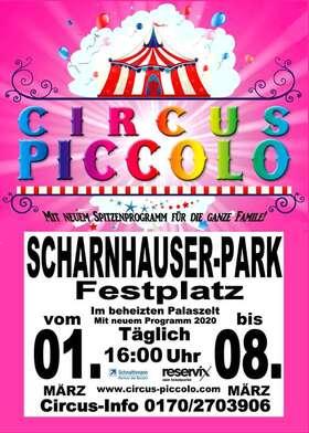 Bild: Circus Piccolo