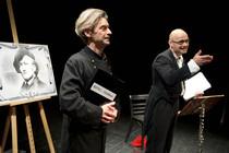 Bild: Der Ring der Niegelungen - statt-theater Fassungslos