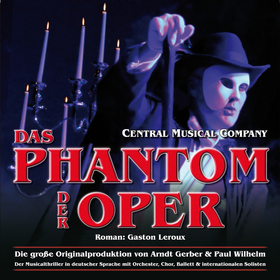 Bild: Das Phantom der Oper - Central Musical Company