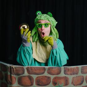 Bild: Der Froschkönig - Open Air - Märchentheater ab 4 Jahren