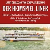 Bild: Heimspiel Liner (Schiffsfahrt)