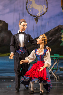 Bild: Im weissen Rössl - Lindauer Marionettenoper