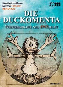 Bild: Die DUCKOMENTA - Weltgeschichte neuENTdeckt
