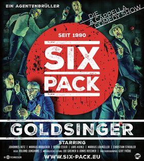 Bild: Six Pack - TSCHINGDERASSABUMM