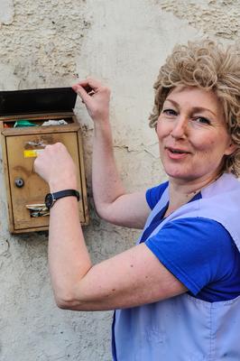 Hilde aus Bornheim: Nicht ohne meinen Kittel