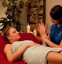 Bild: Plon-Massage (Rücken und Arme)