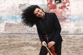 Bild: 2. Meisterkonzert - Nemanja Radulovic, Violine & Laure Favre-Kahn, Klavier