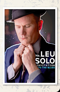 Bild: Mr. Leu Solo in Concert - Invitation to the blues ...