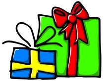Bild: Das Weihnachtsgeschenk! Alter: 7 Jahre ± 2 Jahre - für Gruppen, Einzelpersonen sind willkommen