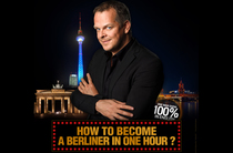 Karsten Kaie: How to become a Berliner ~ 2016 - Die neue One-Man-Show