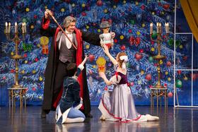 Bild: Nussknacker - nach P. Tschaikowsky - Prager Festspiel Ballett