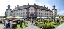 Bild: Das Gartenfest Corvey - Tagesticket