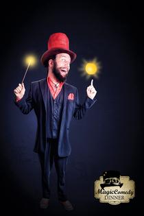 Bild: Magic Comedy Dinner - Ein zauberhaftes Vergnügen