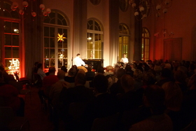 Bild: prae adventum 2Hot-jazz´n boogie live in concert - Konzert zum 3. Advent