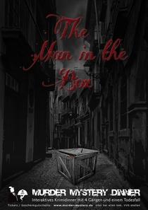 Bild: Murder Mystery Dinner - The Man in the Box - interaktives Krimidinner mit 4 Gängen und einem Todesfall