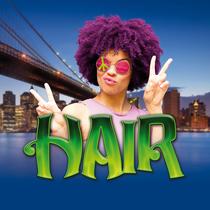 Bild: HAIR - Musical von Galt MacDermot