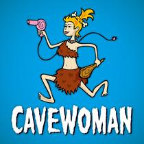 Bild: Cavewoman - Theatercomedy mit Ramona Krönke