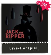 Bild: Jack the Ripper - Live-Hörspiel mit den Stimmen bekannter Hollywood-Stars