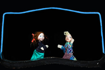Bild: Kaspers Weihnachtswünsche und die Zettelfresser - Figurentheater