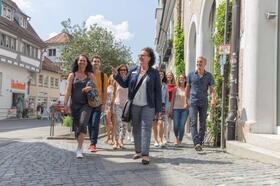 Bild: Ravensburger Frauen - Stadtführung