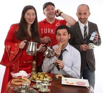 Zuckerfest für Diabetiker - mit Markus Barth, Hülya Dogan-Netenjakob, Serhat Dogan u. Moritz Netenjakob