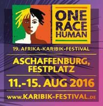 """Bild: 19. """"one race...human!"""" Afrika-Karibik-Festival 2016 - 5-Tages-Ticket"""