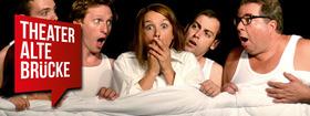 Bild: Dinge, die man nachts nicht sagen sollte - Bettgeflüster in drei Akten von Peter Akerman
