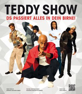 Bild: Die Teddy Show - Ds passiert alles in dein Birne!